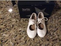 Tap dance shoes size 8 an 10