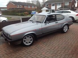Ford Capri 2.8 injection Special same family owned for 30 years - rare find !!