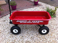 Radio Flyer Big Red Classic ATW Cart