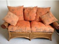 sofa and footstall