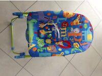 Baby to toddler seat/rocker