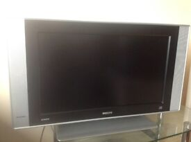 "Philips 26"" flat TV"