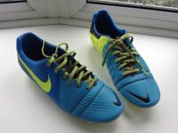 Nike ctr 360 football boots good condition size 10 £10 tel 07966921804