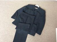 NEXT Men's suit 34 long leg. 42 jacket superb