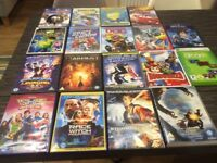 Large Selection of Children's DVDs