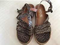 Womens MJUS Sandals