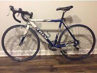 Trek 24 Speed Aluminium Racing Road Bike in Perfect Working Order (Frame Size 54CM)