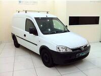 Vauxhall Combo 2008 1.3 CDTi 1700 3dr 16v - 12 Month MOT - Service History - No VAT