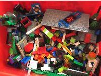 Assortment of Lego pieces £35