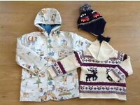 Cute winter bundle 2-3 years old like new