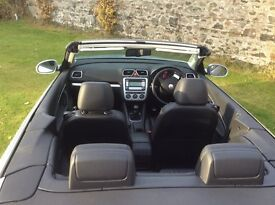 VW EOS CABRIOLET 2ltr Diesel sports car