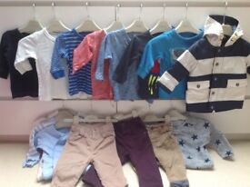 NEXT Boy's Clothes Bundle - Age 6-9 months