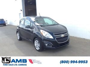 2013 CHEVROLET SPARK Power windows Manual transmission Cruise Bl