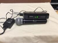 Shure PG wireless microphone