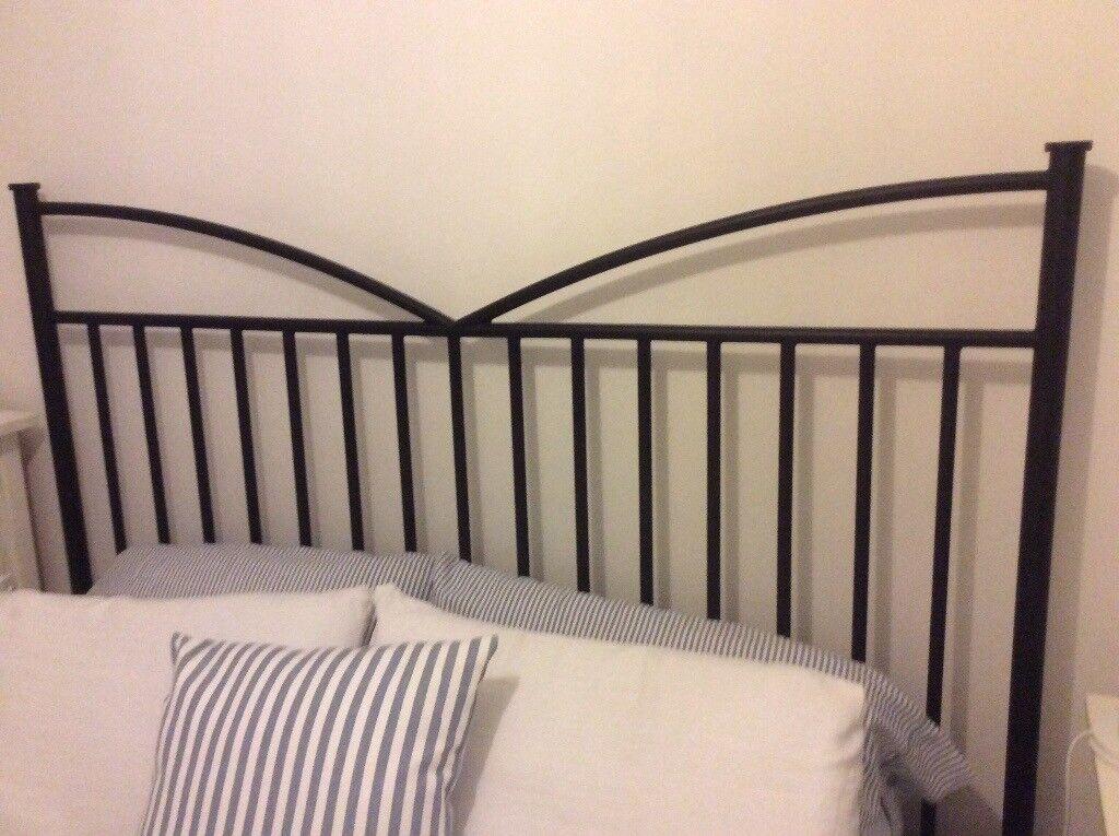 Ikea kingsize bed frame