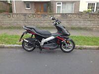 Derbi GP1, 50cc scooter, 2013 model, Long MOT, excellent runner, good condition