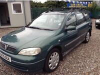 Vauxhall Astra estate @ aylsham road affordable cars