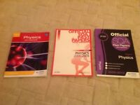 National 5 and Higher Physics study books