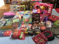 GIGANTIC TOY BUNDLE ALL BRAND NEW