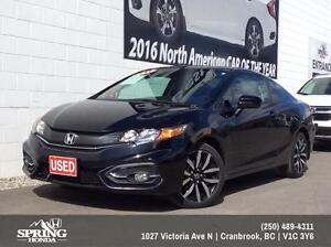 2015 Honda Civic EX-L Navi $151 Bi-Weekly