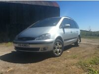 2004 Ford Galaxy 2.3 Petrol 1 years MOT