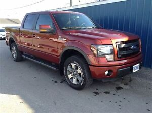 2014 Ford F-150 FX4 S/Crew 4x4 27990 kms Employee Trade