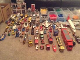LEGO...worth over £2000...cars, planes, boats, trains etc...offers over £350