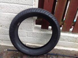Michelin macadam 110-90-16 new