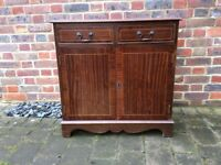 Small free standing cupboard