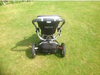 Quinny buzz push chair and carry cot
