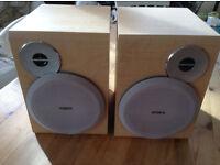 Philips FWB-MCM9/25 Speakers