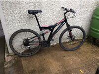 Men's Muddy Fox mountain bike