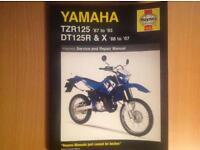 Yamaha DT125R/TRZ125 NOT FOR (Honda Suzuki Aprilia Ktm Kawasaki)