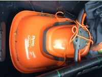Flymo Turbo Lite 330 electrical mower excellent condition
