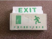 Ringtail L.E.D Exit signs
