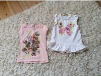 2x flower tops 3-4 years excellent condition