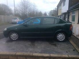Vauxhall Astra 1.4i 1999