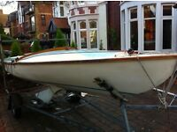 Flying Fifteen Sailing Boat for sale