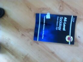 sociology revision guide 1st year A level book