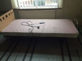 Single Electric Adjustable Bed ( No Mattress) for sale #Reduced #