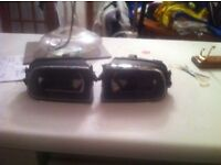 BMW Z3 FRONT FOG LAMPS