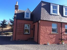 Fully furnished cottage for rent, available on the 20th of December