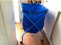 Industrial laundry trolley 200Litre