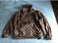 Cath Kidston rain jacket, size uk 8-uk10