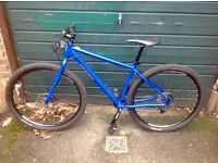 Pinnacle Ramin 1 29er Full Rigid Mountain Bike