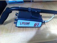 Laser b1 hp metal detector