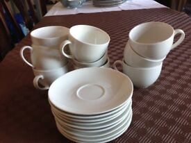 Maxwell Williams cups and saucers
