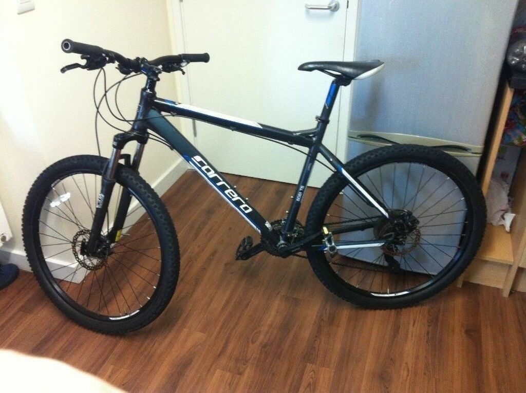 Carrera Vengeance (2015) RRP 250 (Front Brakes need Tuning)