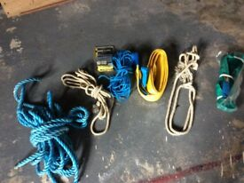 Ropes an slings