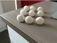 12 cupboard or wardrobe door knobs
